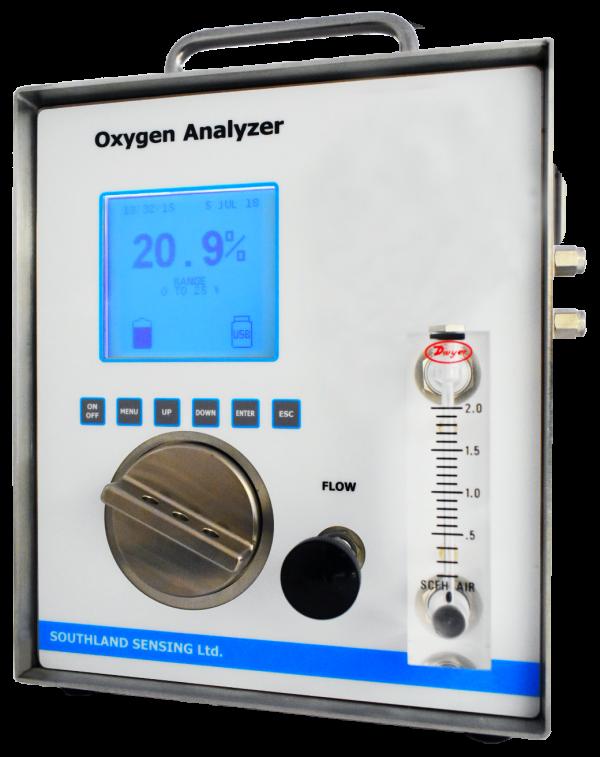 OMD-740 oxygen analyzer